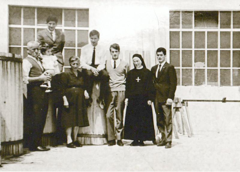 Falegnameria Pezzini Una Storia di Famiglia dal 1952